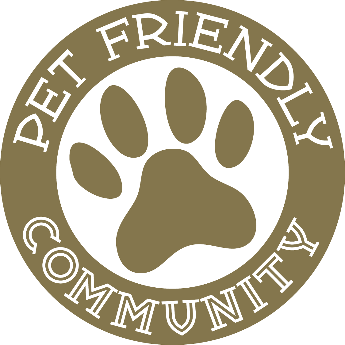 Pet Friendly Community